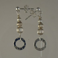 Perfect Gift Sterling Silver Earrings